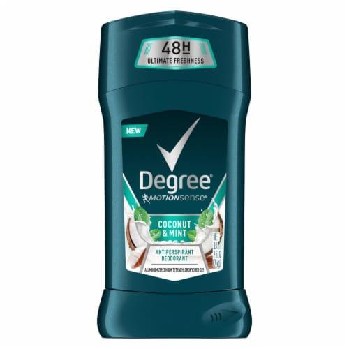 Degree Men Mint & Coconut Antiperspirant Deodorant Perspective: back