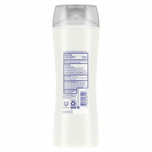Suave Scalp Control Mint Deep Clean Anti-Dandruff Shampoo Perspective: back