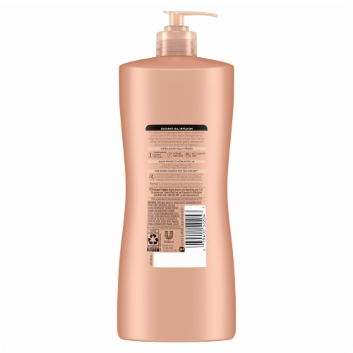 Suave® Professionals Coconut Oil Infusion Damage Repair Shampoo for Damaged Hair Perspective: back