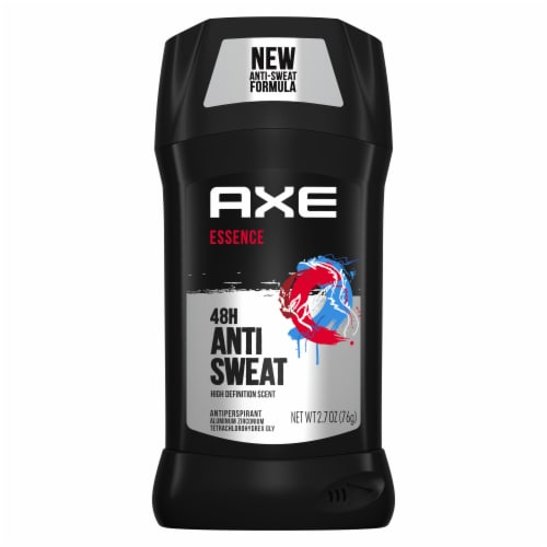 Axe Essence 48H Anti Sweat Solid Antiperspirant Perspective: back