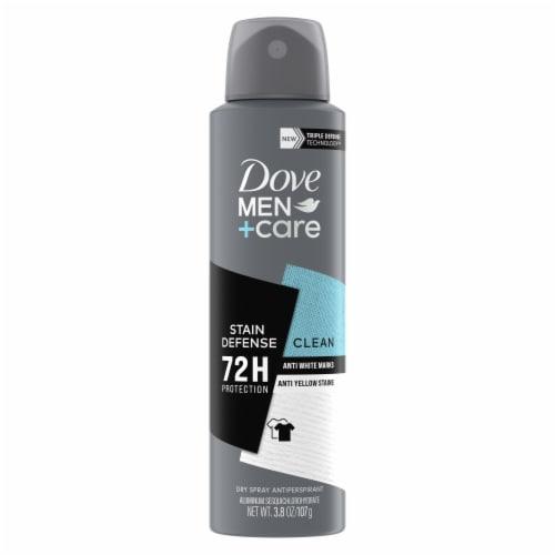 Dove Men+care Invisible Antiperspirant Spray Perspective: back