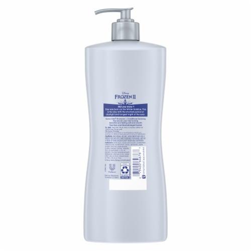 Suave® Kids Disney Berry Flurry Shampoo + Conditioner Perspective: back