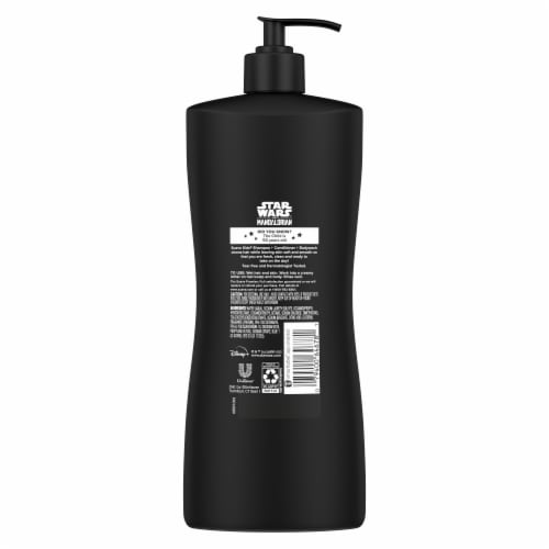 Suave® Kids Star Wars Galactic Fresh 3-in-1 Shampoo Conditioner and Body Wash Perspective: back