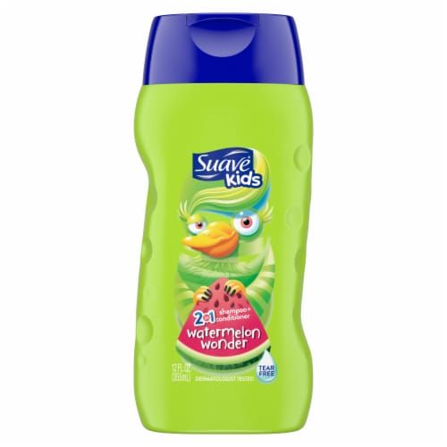 Suave® Kids Wild Watermelon 2-in-1 Shampoo Perspective: back