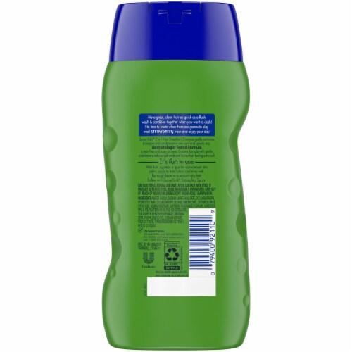 Suave® Kids Strawberry Blast 2-in-1 Shampoo + Conditioner Perspective: back