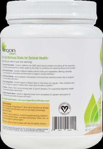 Naturade Vegan Smart Shake Chai Perspective: back