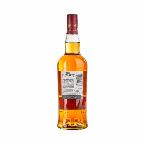 The Glenlivet 15 Year French Oak Reserve Single Malt Scotch Whisky Perspective: back
