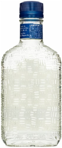 Seagram's Extra Dry Gin Perspective: back
