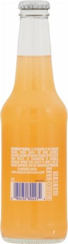Seagram's Escapes Peach Fuzzy Navel Malt Beverage Perspective: back