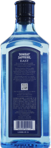 Bombay Sapphire East Gin Perspective: back