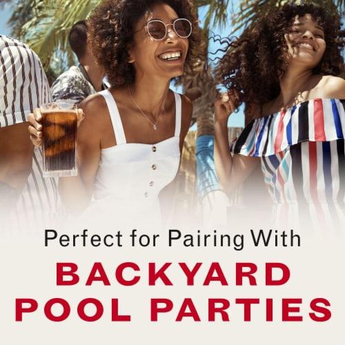 Bacardi Pineapple Rum Perspective: back