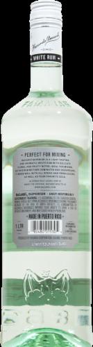 Bacardi Superior Rum Perspective: back