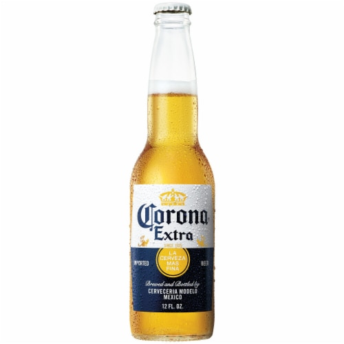 Corona® Extra Beer Perspective: back