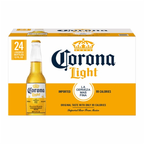Corona® Light Imported Beer Perspective: back