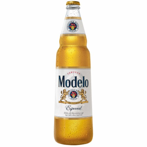 Modelo Especial Imported Beer Perspective: back