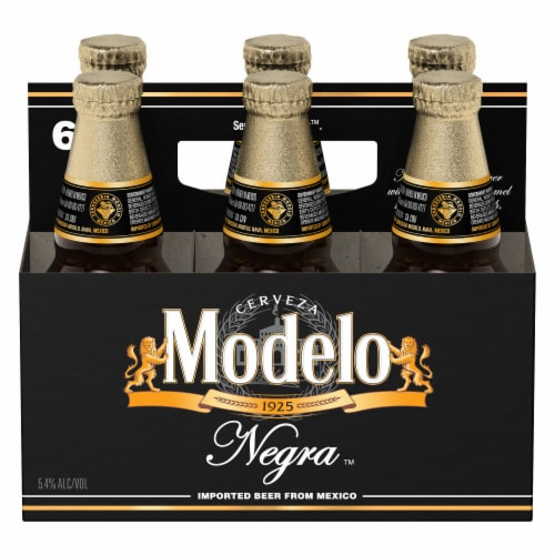 Modelo Negra Imported Beer Perspective: back