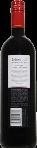 Skinnygirl Cabernet Sauvignon Perspective: back