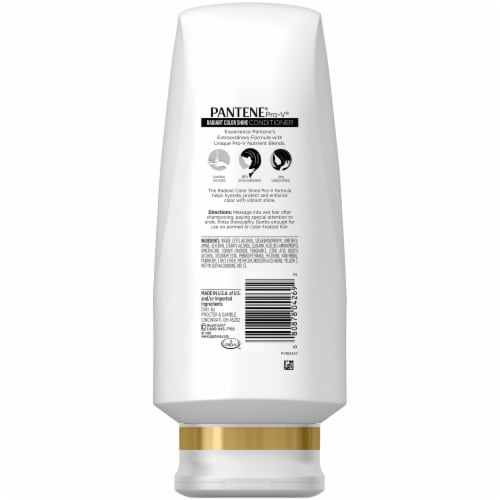 Pantene Pro-V Radiant Color Shine Conditioner Perspective: back