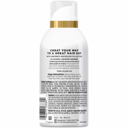 Pantene Pro-V Never Stray No Crunch Hair Spray Perspective: back