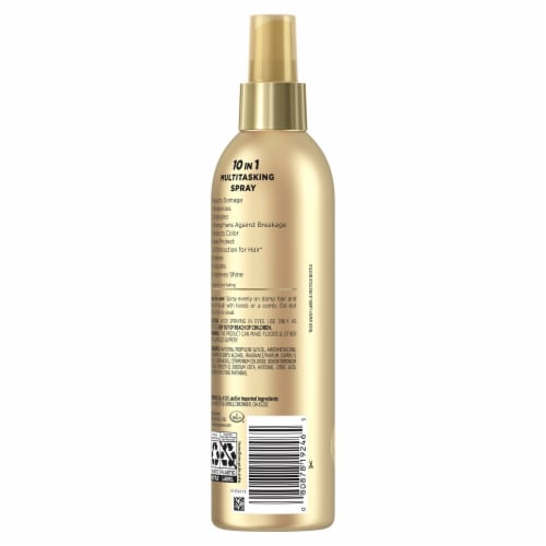 Pantene PRO-V Miracle Rescue 10 in 1 Multitasking Spray Perspective: back