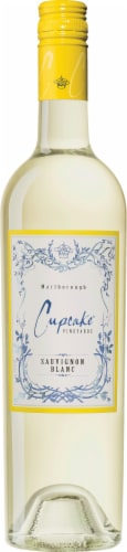 Cupcake Vineyards Sauvignon Blanc White Wine Perspective: back