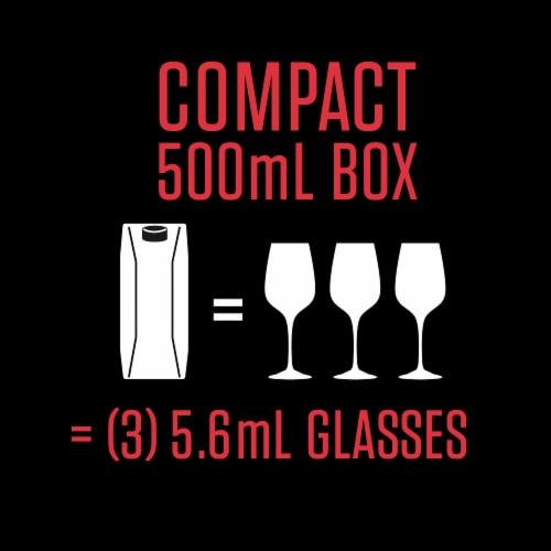 Black Box Cabernet Sauvignon Red Wine Perspective: back