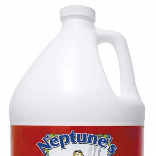 Neptune's Harvest Tomato & Vegetable Vegging Stage Fertilizer Formula, 1 Gallon Perspective: back