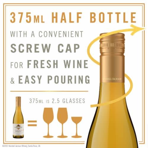 Kendall-Jackson Vintner's Reserve Chardonnay White Wine Perspective: back