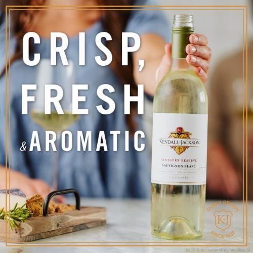 Kendall-Jackson Vintner's Reserve Sauvignon Blanc White Wine Perspective: back