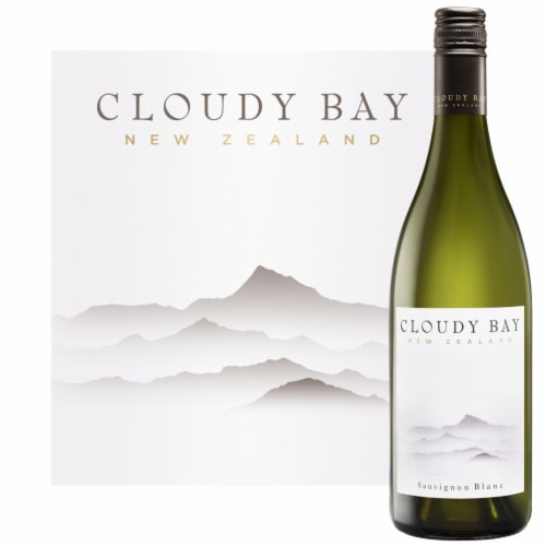 Cloudy Bay Sauvignon Blanc New Zealand White Wine Perspective: back