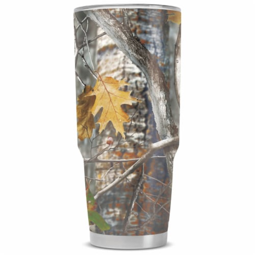 64oz Double Vacuum Wall Camo Tumbler With Lid Perspective: back