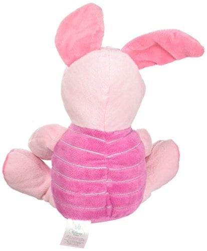 Disney Crinkle and Rattle Plush, Piglet Perspective: back