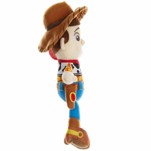 Disney Pixar Toy Story Woody Plush, 8 Inch Perspective: back