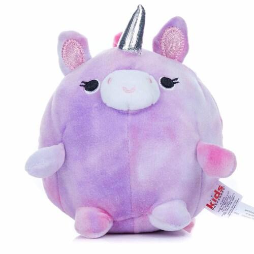 Kids Preferred Cuddle Pal Small Huggable, Luna The Unicorn Perspective: back