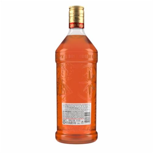 Captain Morgan Original Spiced Rum Perspective: back