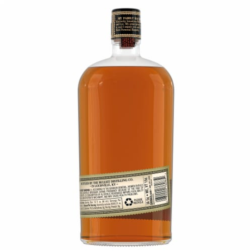 Bulleit Bourbon 10-Year Kentucky Straight Bourbon Whiskey Perspective: back