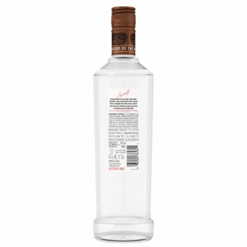 Smirnoff Root Beer Float Vodka Perspective: back