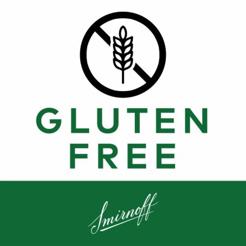 Smirnoff Zero Sugar Infusions Cucumber & Lime Vodka Perspective: back