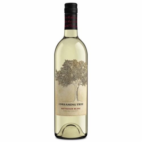 The Dreaming Tree Sauvignon Blanc White Wine Perspective: back