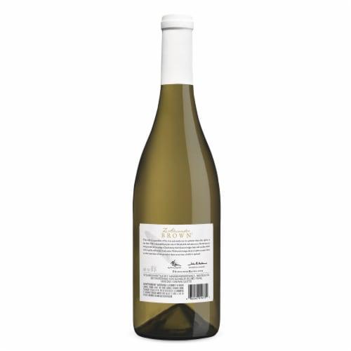 Z. Alexander Brown Chardonnay White Wine Perspective: back