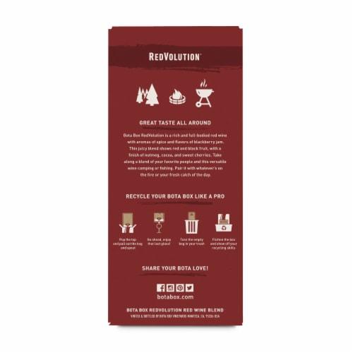 Bota Box®  RedVolution Red Blend California Red Wine Perspective: back
