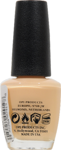 OPI Passion Nail Laquer Perspective: back