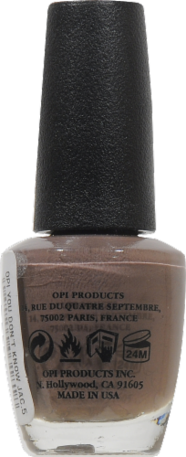 OPI Don't Know Jacques Nail Lacquer Perspective: back