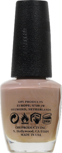 OPI Tickle My France-y Nail Lacquer Perspective: back