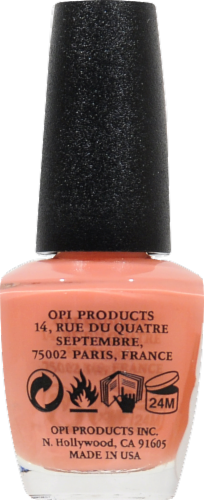 OPI Assorted Mini Nail Lacquer Perspective: back