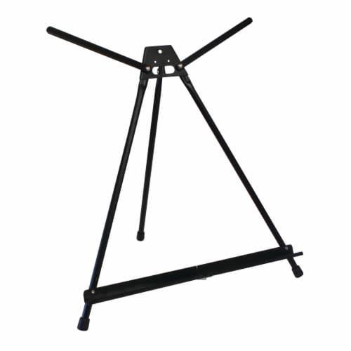 Art Alternatives Mariposa Aluminum Table Easel Perspective: back