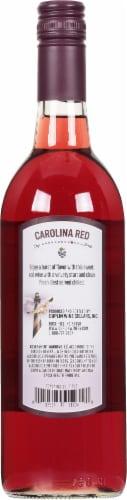 Duplin Carolina Red Sweet Muscadine Perspective: back
