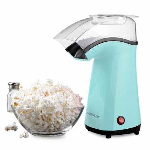 Nostalgia Air-Pop Popcorn Maker Perspective: back