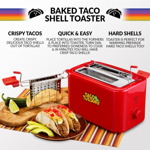 Taco Tuesday Taco Toaster Perspective: back