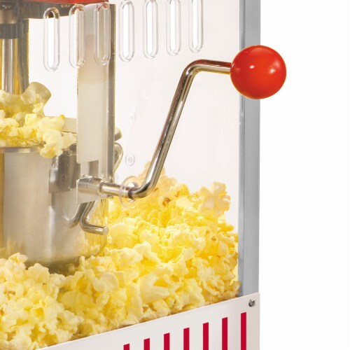 Nostalgia 2.5 Ounce Kettle Popcorn Maker Perspective: back